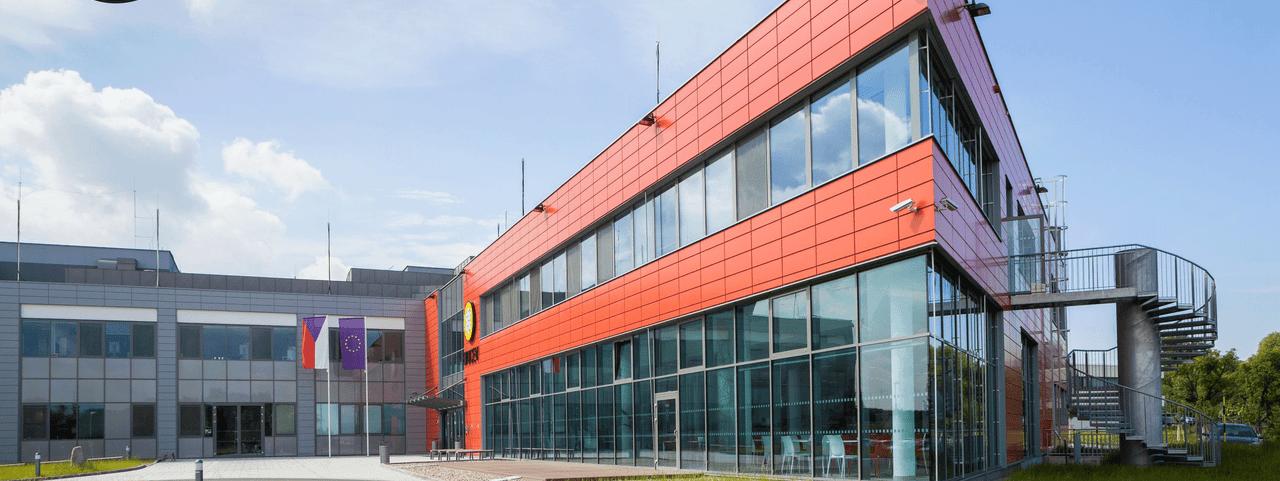 Biocev-architecture