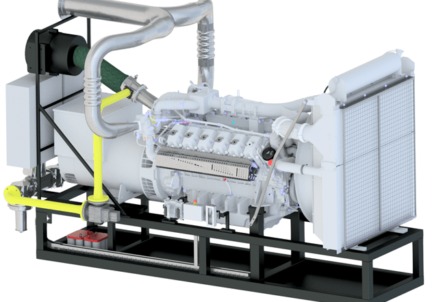 Genset 500 kW