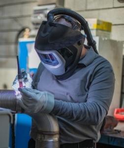 výroba kogenerace svářeč