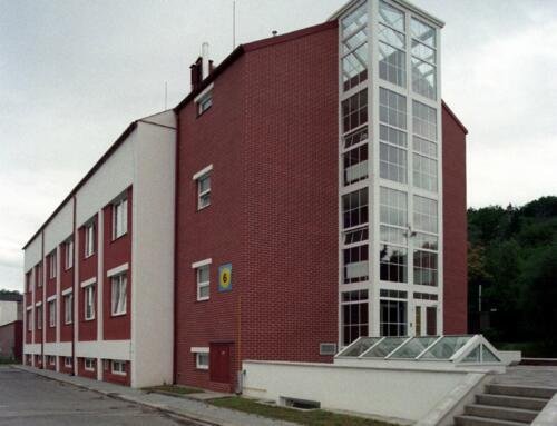 Trigeneration for Gas Distributor in Prague