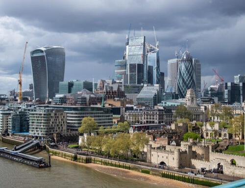 Kogenerace pro London City
